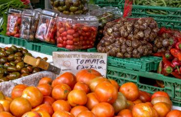 Crete local produce