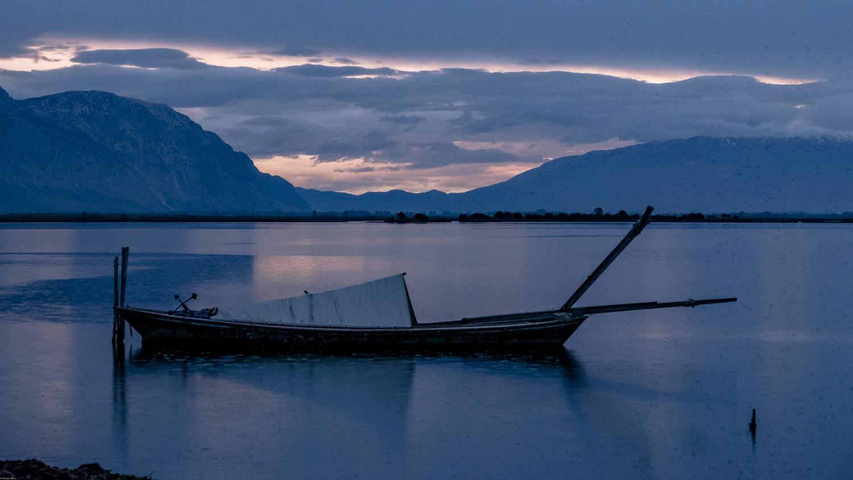 Messolonghi boat
