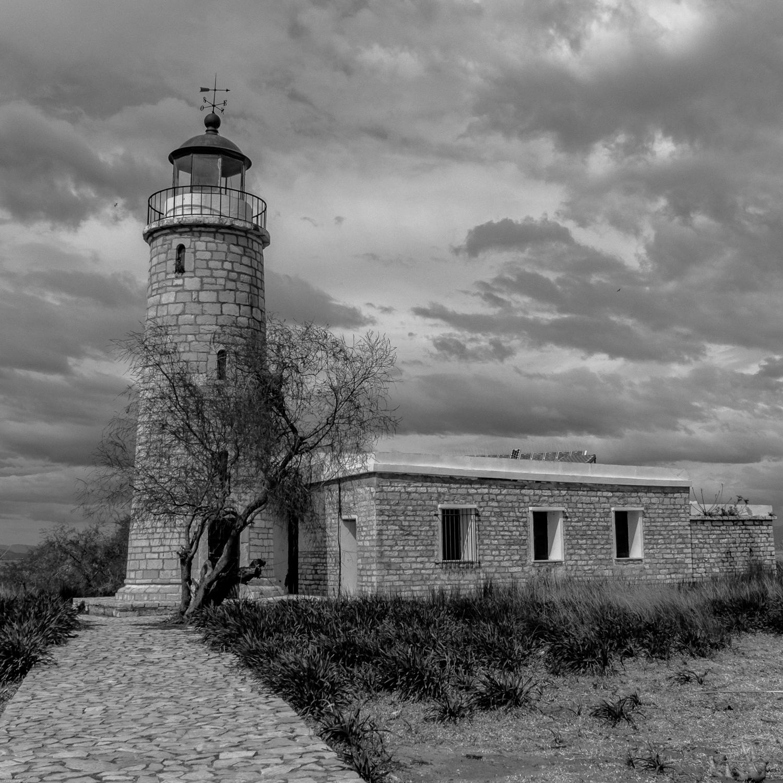 Messolonghi light house