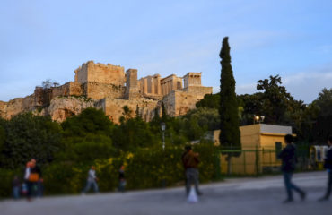 (smal)acropolis
